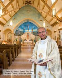 Fr Aaron - 8x10